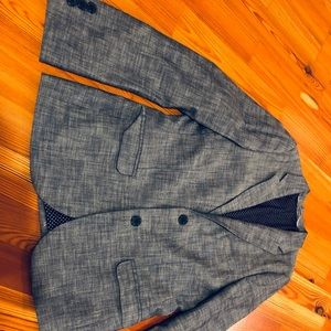 Nordstrom boys size 10 blue blazer